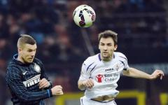Milan Badelj: dovrà star fermo almeno un mese e mezzo
