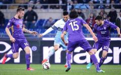 Fiorentina irriconoscibile, strapazzata dalla Lazio: 4-0. Salah fuori ruolo. Montella sbaglia tutto. Pagelle