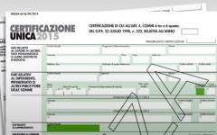 Certificato Unico (CU) dei redditi: da oggi online a disposizione dei contribuenti