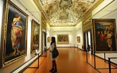 Firenze, Uffizi: torna dal 31 maggio l'apertura serale (fino alle 22) ogni martedì, con spettacoli dal vivo