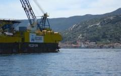 Isola del Giglio, arriva la nave Micoperi 30. Ripulirà i fondali devastati dal relitto della Concordia