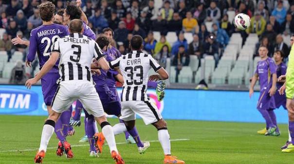 Colpi proibiti in area della Juventus
