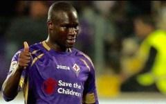 Fiorentina, Babacar lancia già la sfida a Gomez: vuol giocare nel match di ritorno con la Dinamo Kiev