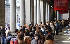 Firenze, Uffizi e musei: boom di visitatori nel week end di Pasqua