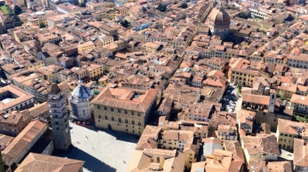 Pistoia (Foto FirenzePost)