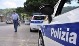 Sul posto sono intervenuti i vigili urbani di Grosseto