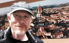 Firenze, Ron Howard pronto a girare «Inferno»: visita in centro storico