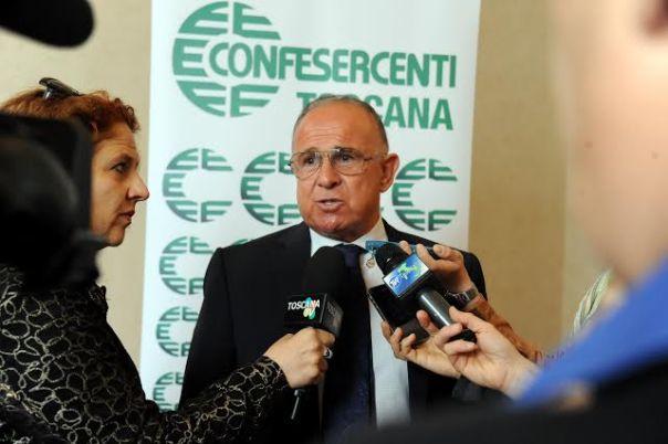 Massimo Vivoli, nuovo presidente nazionale di Confesercenti