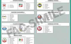 Elezioni regionali 2015 Toscana: ecco il fac simile delle schede elettorali