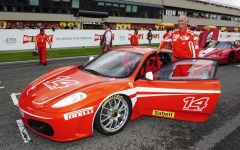 Mugello, Ferrari Challenge Europe: tutto pronto per la sfida all'autodromo