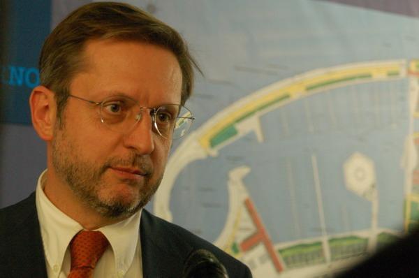 Marco Filippeschi, sindaco di Pisa