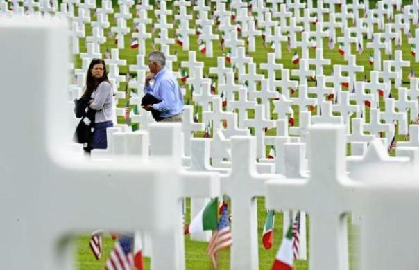Memorial Day al cimitero dei Falciani