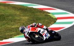 Motomondiale al Mugello, Valentino Rossi delude nelle prove libere: Dovizioso da record sulla Ducati