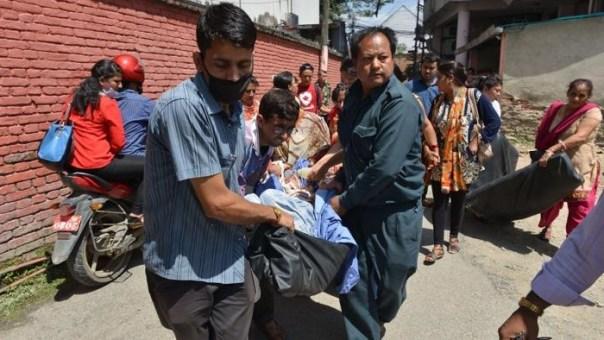 Il terremoto in Nepal