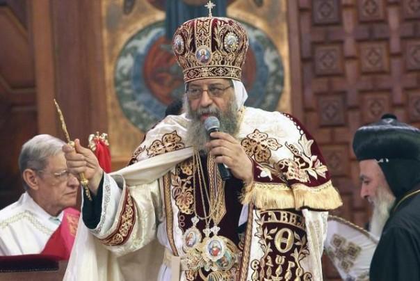 Teodoro II, il Papa dei copti