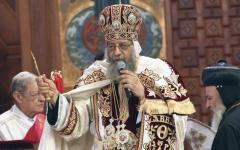 Firenze, Festival delle religioni: incontro del patriarca di Gerusalemme con il Papa copto