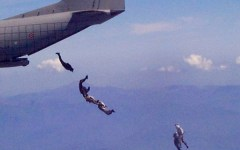 Siena, muore parà dell'Esercito durante un lancio da alta quota