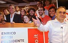 Enrico Rossi candidato a segretario Pd in alternativa a Renzi: prime adesioni di sostegno