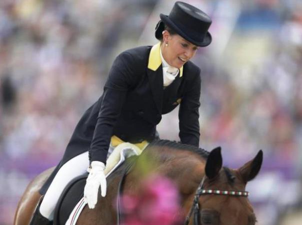Equitazione, l'olimpionica Valentina Truppa