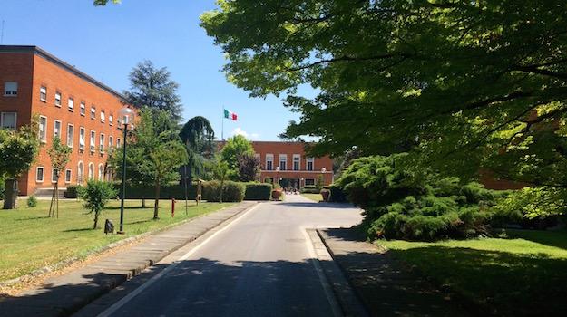 L'Istituto di Scienze Militari Aeronautiche alle Cascine a Firenze