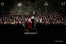 Johanna Knauf e il Coro Desiderio da Settignano