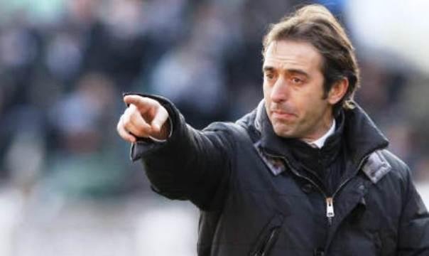 Marco Giampaolo, nuovo allenatore dell'Empoli dopo Maurizio Sarri
