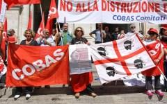 Riforma della scuola: a Roma protesta e sit-in dei Cobas contro il Governo