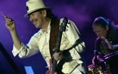 Pistoia Blues 2015: applausi senza fine per la leggendaria chitarra di Carlos Santana