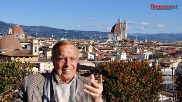 Franxo Zeffirelli (foto FirenzePost)