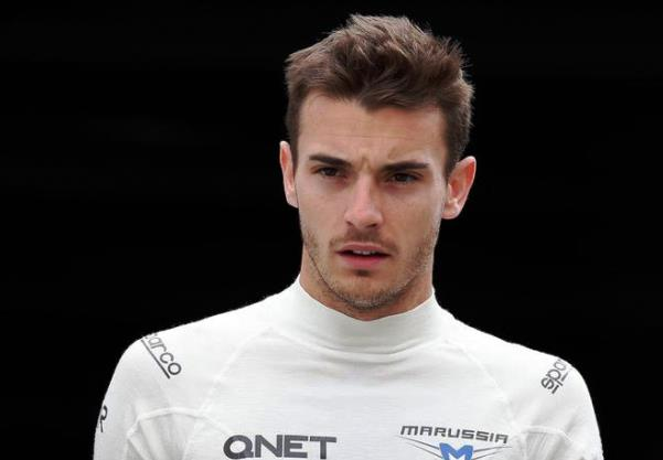 Jules Bianchi, 25 anni, poilota di F.1. E' morto dopo 9 mesi di agonia