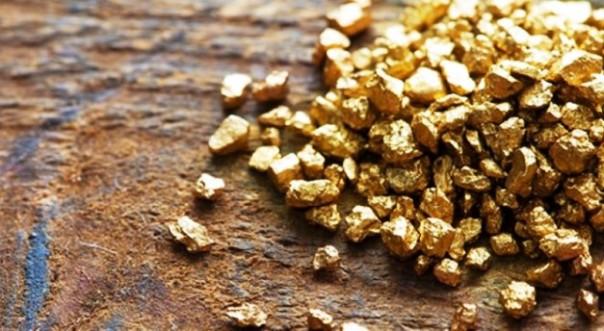 Oro in piccole porzioni