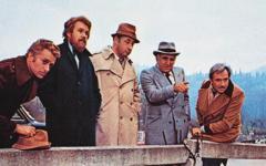Amici miei, film mito di Firenze, usciva nell'agosto del 1975. Oggi si celebra con i 100 anni di Mario Monicelli (Video)