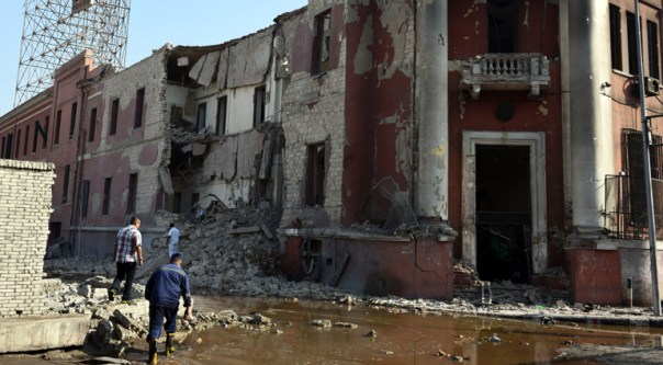 EGYPT-UNREST-ITALY-BOMB