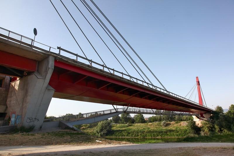 Il viadotto dell'Indiano