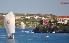 La Marina militare conquista il podio alla regata «Vela Clasica Menorca» 2015 in Spagna (Video-Foto)