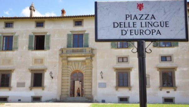 La sede dell'Accademia della Crusca a Castello