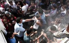 Immigrazione, oltre 12 mila profughi rimandati in Italia dopo aver passato le frontiere