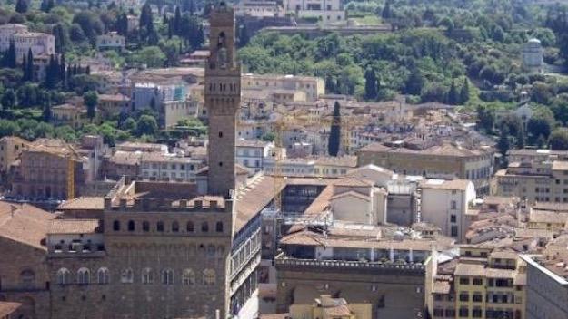 Palazzo Vecchio e Uffizi 625x350