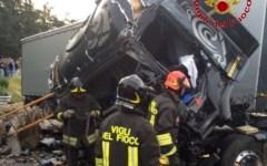 Incidente in A1, autostrada bloccata tra Incisa e Firenze Sud (Foto)