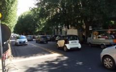 Firenze, lavori nel viale Don Minzoni: scaduto il termine del 9 settembre. Ancora caos e ritardi