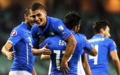 Euro 2016: Italia qualificata! Battuto l'Azerbaigian: 1-3. Gol di Eder, El Shaarawy e Darmian. Pagelle (Foto)