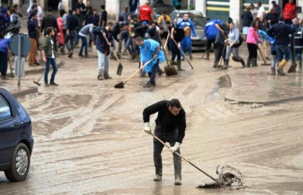 Benventio, gravissimi i danni dell'alluvione di questi giorni