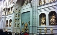 Firenze: ritrovate sculture trecentesche (Arnolfo Di Cambio) appartenute alla Cattedrale di Santa Maria del Fiore