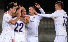 La Fiorentina riparte da Verona: 0-2. Grazie a un'autorete di Marquez e a un gol di Kalinic su cross di Pepito Rossi. Pagelle (Foto)