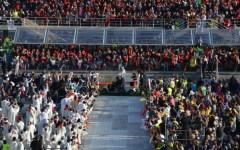 Firenze, miracolo di Papa Francesco: città senza disagi, nè traffico, nè ritardi