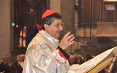 Firenze, il cardinale Betori celebra la «Virgo Fidelis» patrona dei Carabinieri (AUDIO)