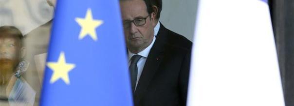 Il presidente francese François Hollande