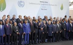 A Parigi Cop21, vertice Onu sul clima: «Accordo alto e vincolante. Ora o mai più»