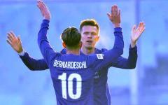 Fiorentina: Natale da seconda in classifica. Battuto il Chievo: 2-0. Gol di Kalinic e Ilicic. Ma applausi a Bernardeschi. Pagelle