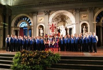 Il Coro Alpino La Martinella